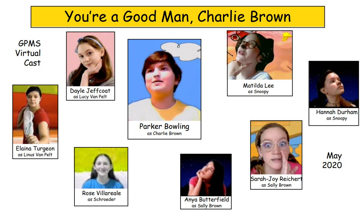 You are a Good Man Charlie Brown